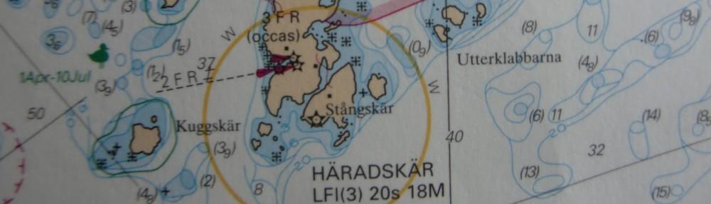 Häradskärs fyrplats
